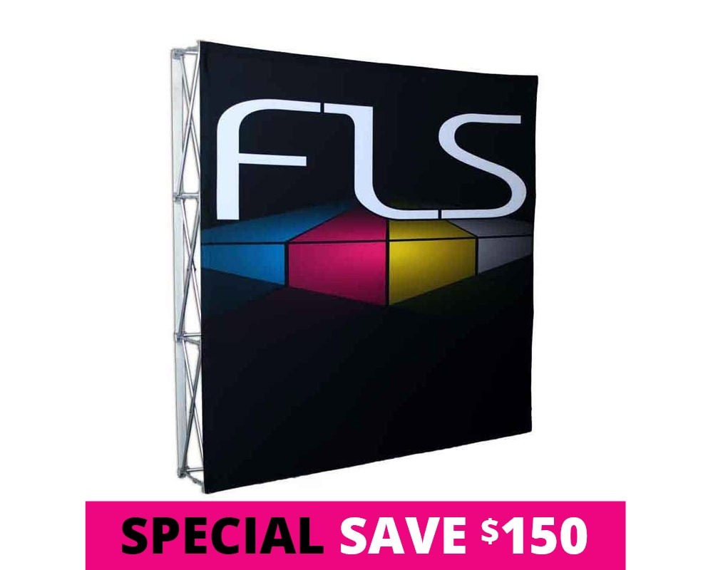 3x3 - 8ft Popup Frame - Closeout