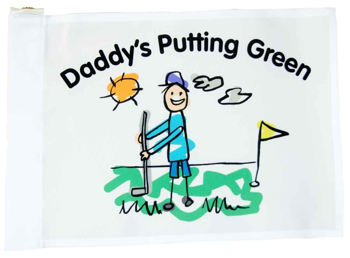 Daddy's Putting Green