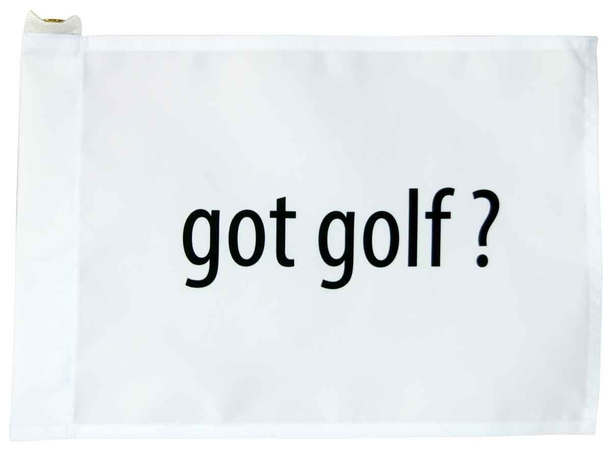 got golf? Golf Flag