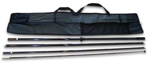 Large Feather Flag Pole - Carry Bag sold separately