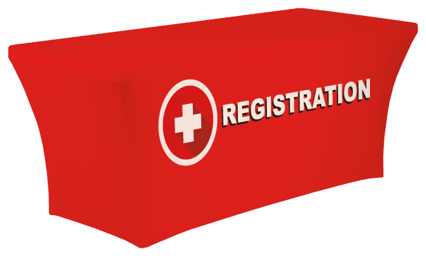 Medical Registration Stretch Table Cover