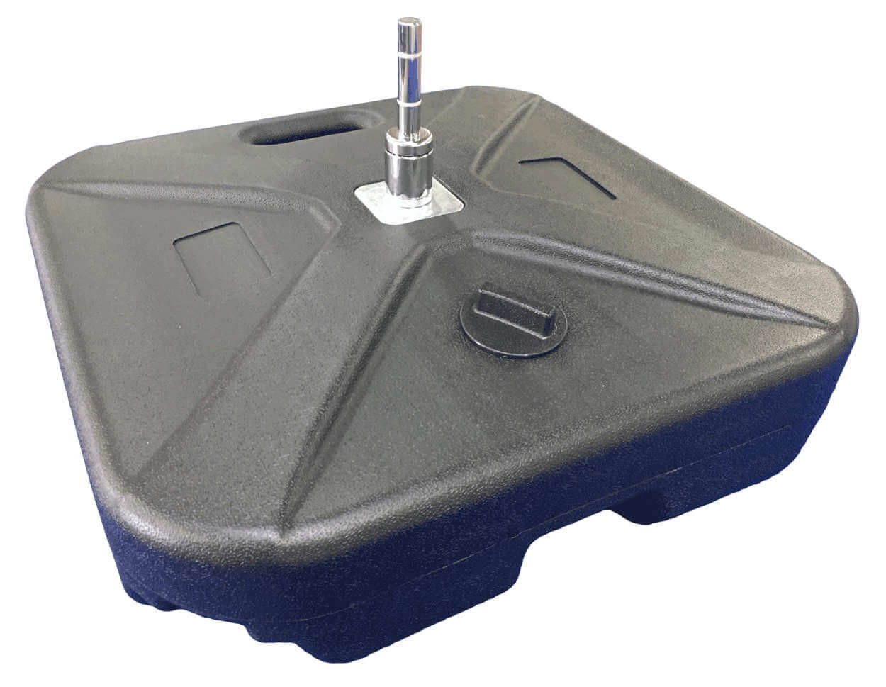 Heavy Duty Water Case wtih Rotating Mount