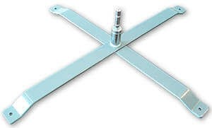 X-base for Feather Flag poles