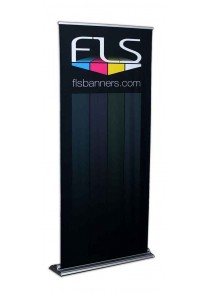 Premium Roll Up Banner - 36in Width X 80in Height
