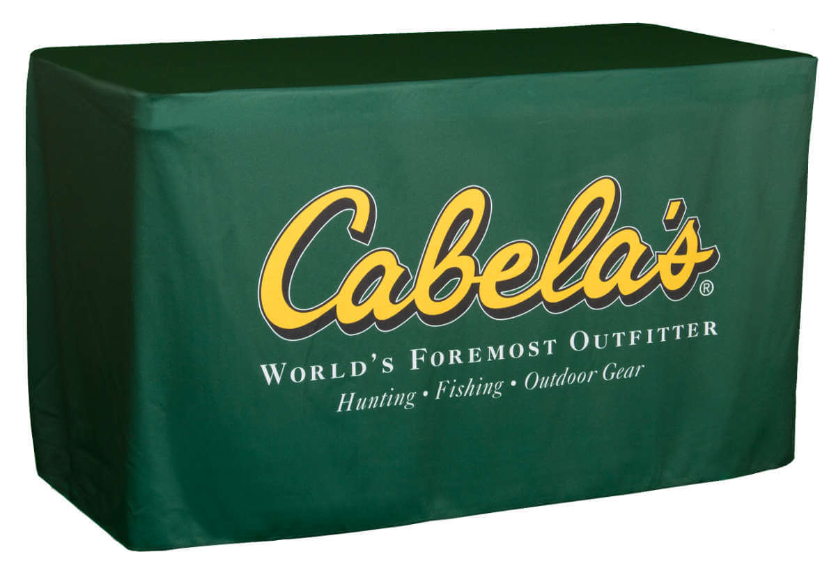 Cabela's Seamless Fitted Table Cover
