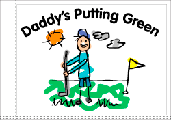 child-artwork-custom-golf-flag