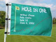 hole-in-one-golf-flag