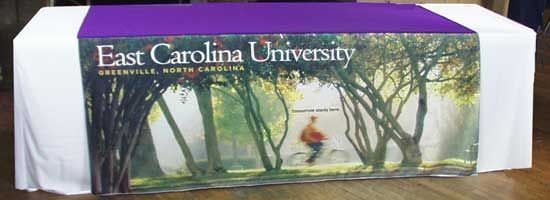 East Carolina Table Runner
