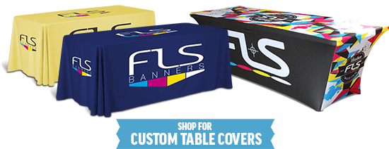 Shop for Custom Table Covers