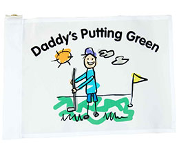 Stock Golf Flags