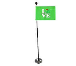 Putting Green Flags & Poles